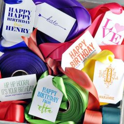 Personalized Gift Tags Stickers Seasonsgiftsandhome